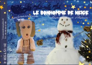affiche Le bonhomme de neige